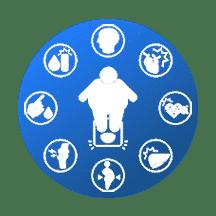 مضاعفات السمنة - الدكتور إيهاب فضل - استشاري جراحة السمنة والمناظير - مدرس الجراحة العامة - كلية الطب جامعة عين شمس